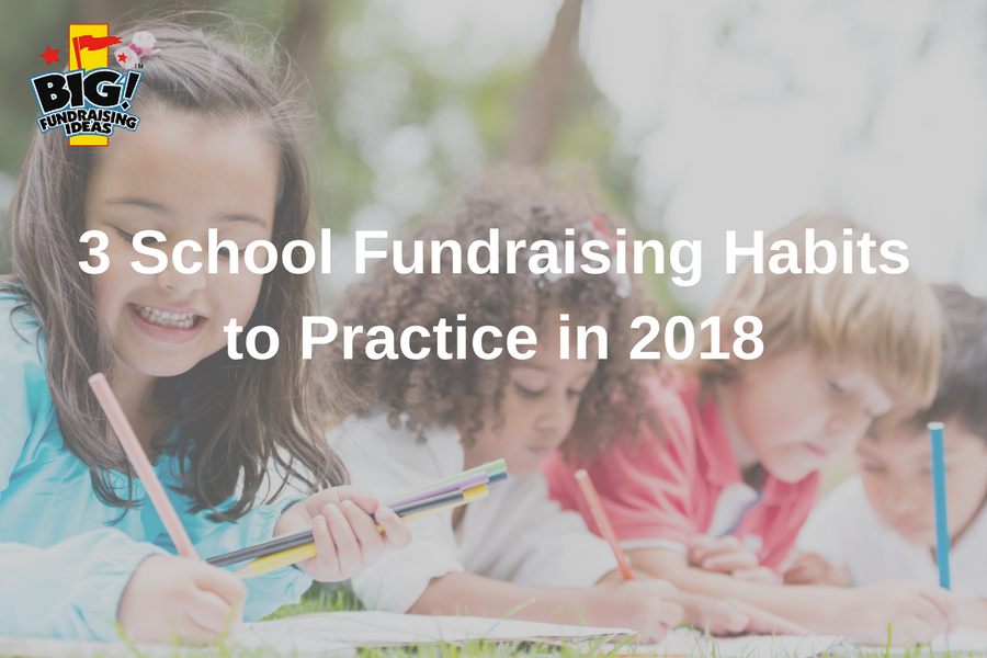 school fundraising habits