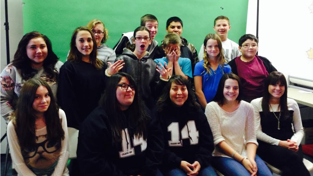 Excelsior-Phelan High School Students