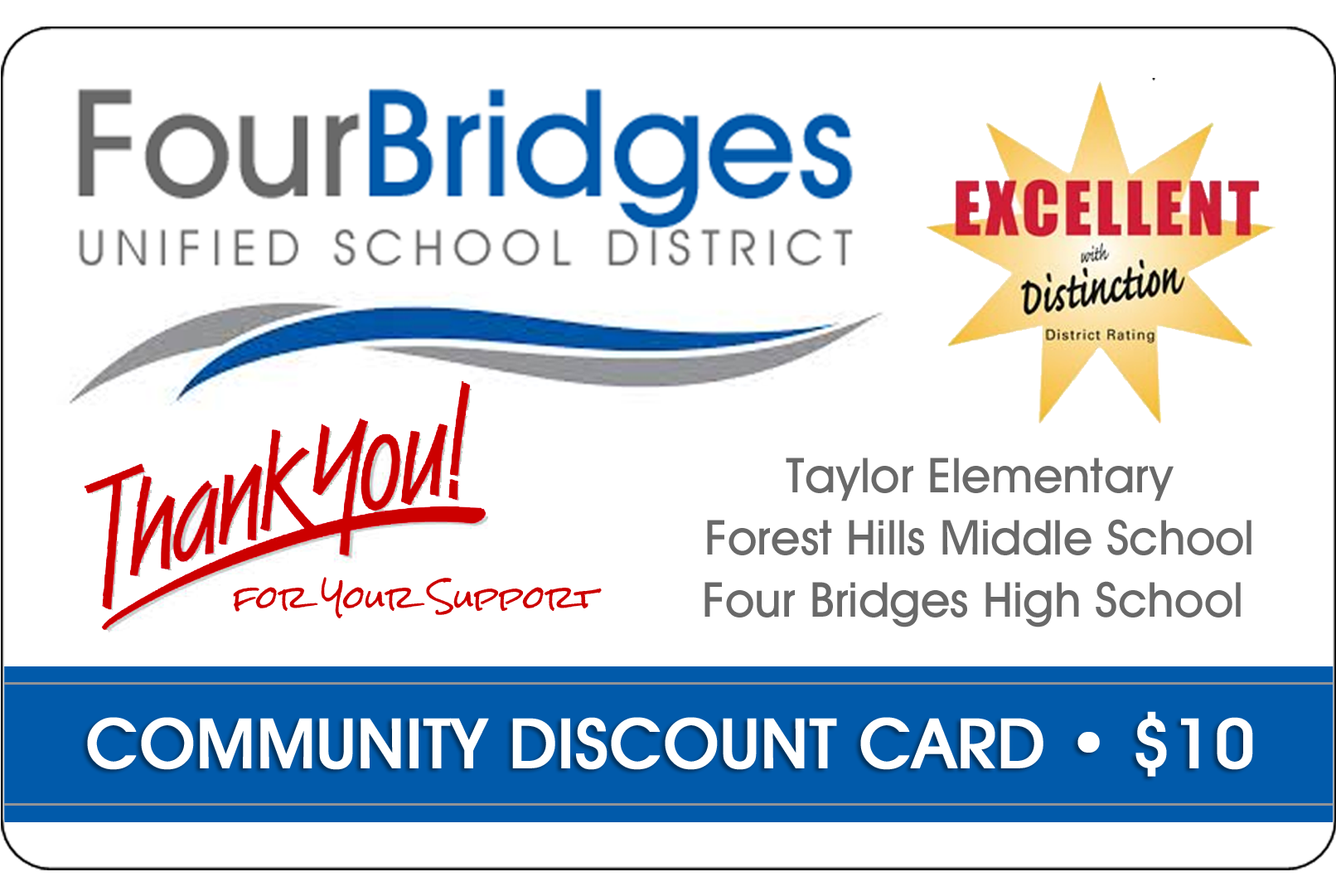 school-district-discount-card-fundraiser | big fundraising ideas
