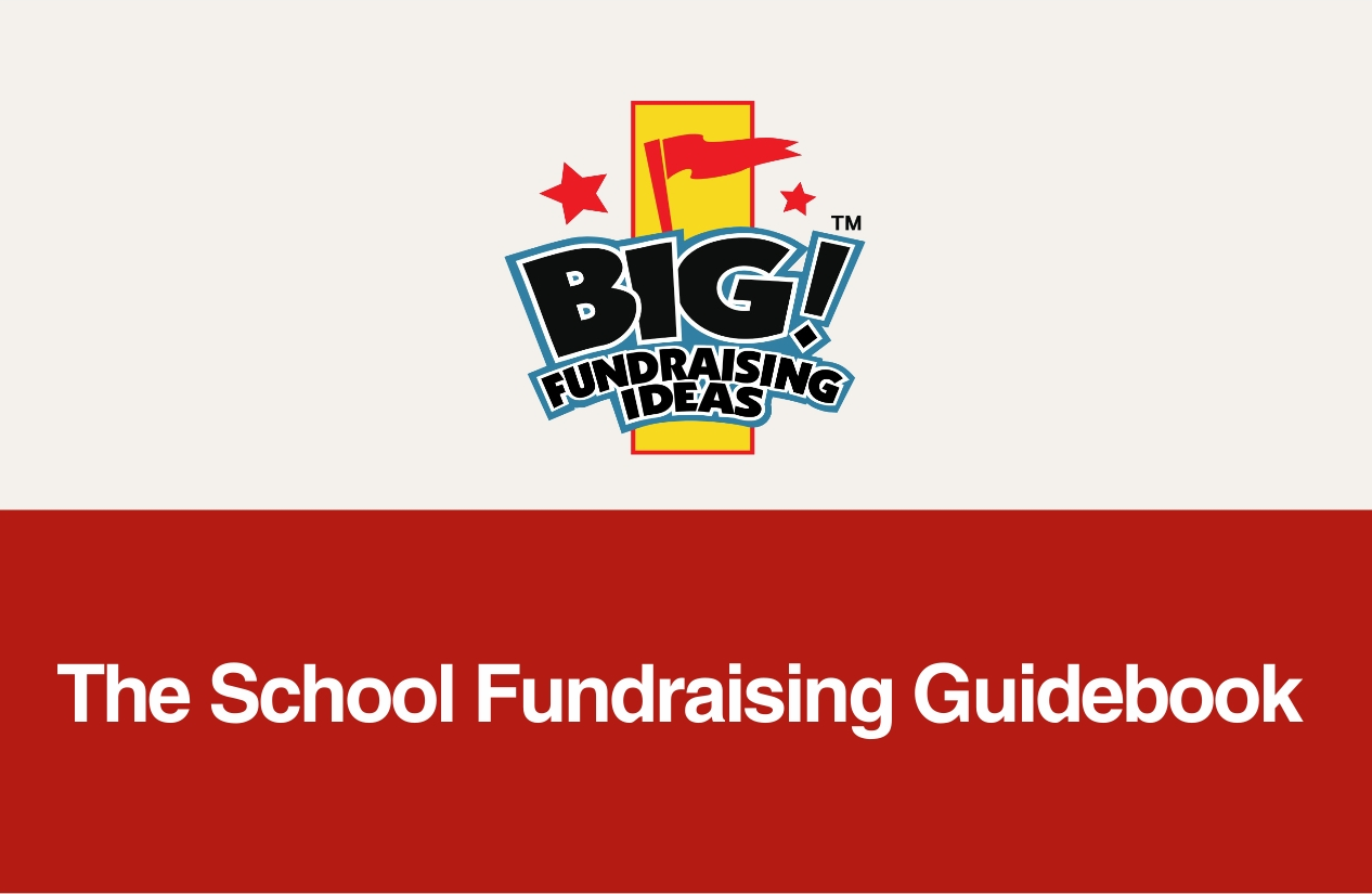 The School Fundraising Guidebook Cover