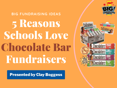 Chocolate Bar Fundraiser