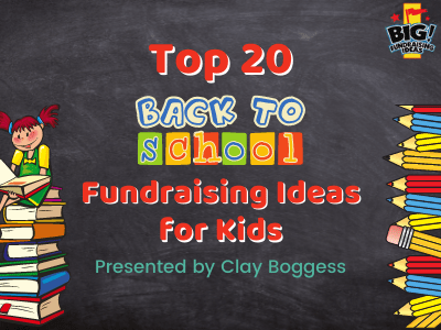 Fundraising Ideas for Kids