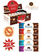 Gourmet Chocolate Bars Fundraising Product sc-62758