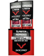 1.0 oz. Peppered Steaks Fundraising Product jl-4023