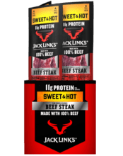 1.0 oz. Sweet & Hot Steaks Fundraising Product jl-4013