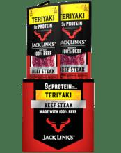 1.0 oz. Teriyaki Steaks Fundraising Product jl-02074