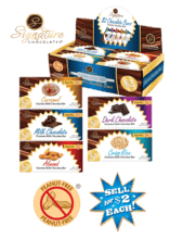 $2 Gourmet Chocolate Bar Fundraising Product sc-92862