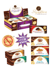 $2 Premium Collection Chocolate Bar Fundraising Product sc-92863