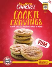 America's Favorite Cravings Cookie Fundraiser