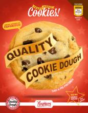 America's Favorite Quality Cookie Dough Fundraiser