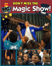 Big Event Magic Show Prize Program