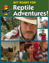 Big Event Reptile Adventures Prize Program