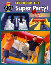 Big Event Super Party Prize Program