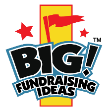 Big Fundraising Ideas logo