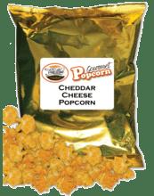 Cheddar Cheese Popcorn Fundraiser vwc-31002