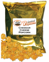 Cheddar Cheese Popcorn Fundraising Product vwc-31002