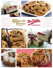 Cheesecake Factory & More Fundraiser Catalog