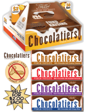 Chocolatiers Candy Bar Fundraiser vwc-92862