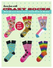 Crazy Socks Catalog Fundraiser