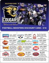 Discount Card Fundraiser
