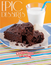 Epic Desserts Catalog Fundraiser