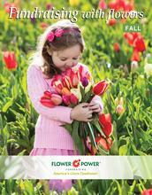 Fall Flowers Brochure Fundraiser