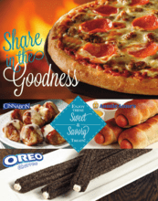 Frozen Food Fundraising Products