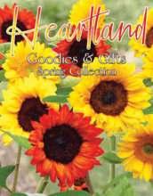 Heartland Spring Collection Catalog Fundraiser