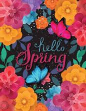 Hello Spring Catalog Fundraiser