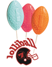 Lolliball Lollipop Fundraising Product cc-022501