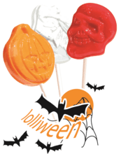 Lolliween Lollipop Fundraising Product cc-022532