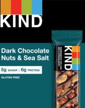Nut Bar Fundraiser Product K17651