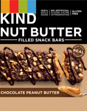 Nut Butter Filled Bar Fundraiser Product K26300