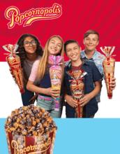 Popcornopolis Fundraiser Brochure