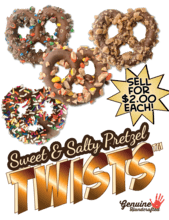 $2 Twists Variety Pack Fundraising Product vwc-42120