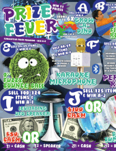Prize Fever Brochure