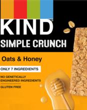 Simple Crunch Bar Fundraiser Product K27083