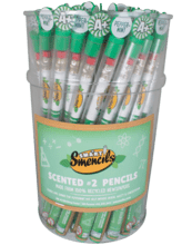 Smart Peppermint Smencils Fundraiser B50T21