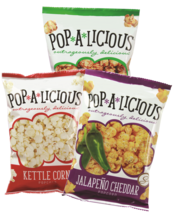 $2 Spicy & Savory Popcorn Fundraising Bags sc-31100