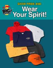 Sportswear and Cash Prize Programs