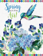 Spring is in the Air Catalog Fundraiser