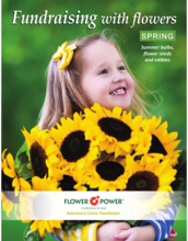 Spring Flower Catalog Fundraiser