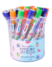Tri-Color Gel Grip Smens Fundraiser B32B35