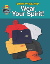 Wear Your Spirit Prize Program