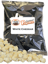 White Cheddar Peppercorn Popcorn Fundraiser Bag vwc-31077