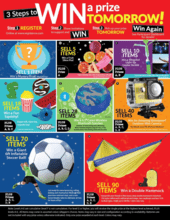 World of Prizes Brochure