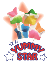 Yummy Star Lollipop Fundraising Product cc-022631